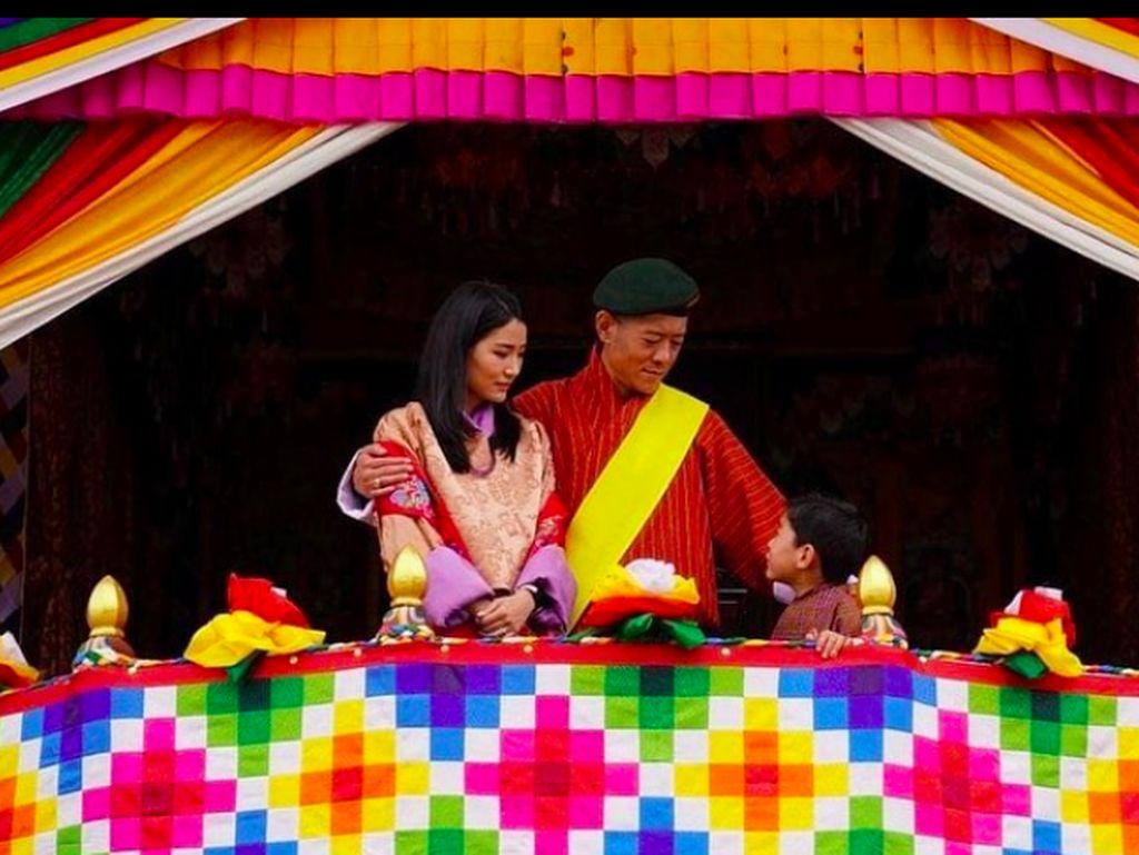 10 Pesona Jetsun Pema, Ratu Termuda Asia yang Bikin Raja Bhutan Tolak Poligami