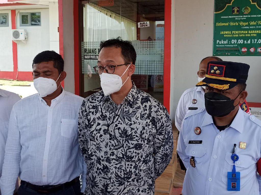 Ungkapan Syukur Dosen Unsyiah Usai Bebas dari Bui karena Amnesti Jokowi