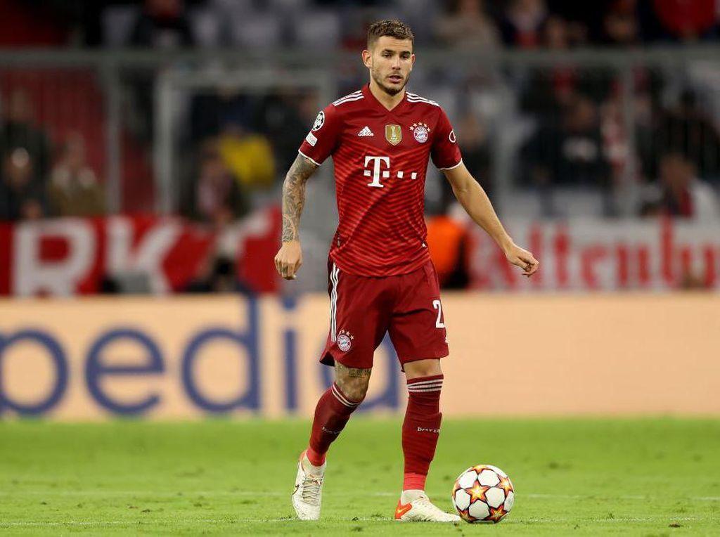 Bek Bayern Lucas Hernandez Diminta Balik ke Spanyol, Akan Dipenjara