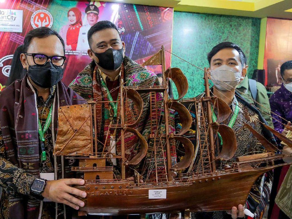 Bertemu di Yogyakarta, Bima Arya Ngobrol Akrab dengan Gibran