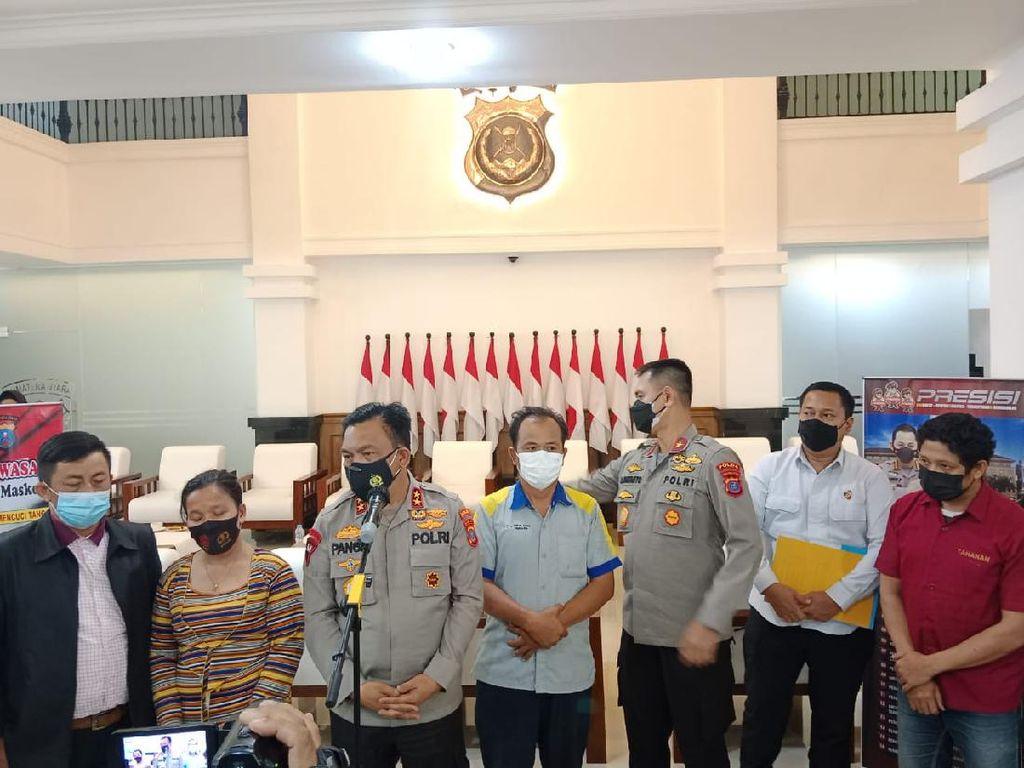 Update Terbaru Kasus Pedagang di Sumut Dipukul Preman Malah Jadi Tersangka