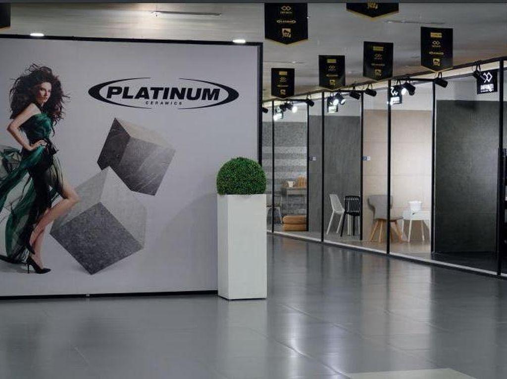 50 Tahun Platinum Ceramics Group Selalu Berinovasi & Menginspirasi