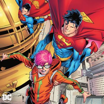 Superman dan Jay Nakamura