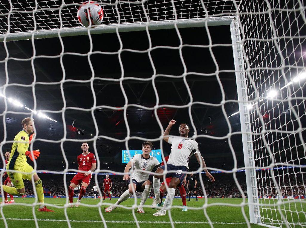 Kualifikasi Piala Dunia 2022: Inggris Vs Hongaria Berakhir 1-1