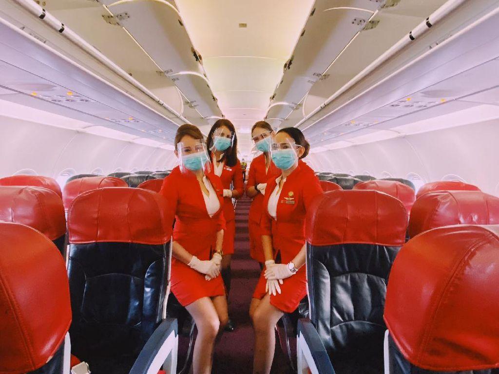 AirAsia Indonesia Resmi Terbang Kembali ke Bali