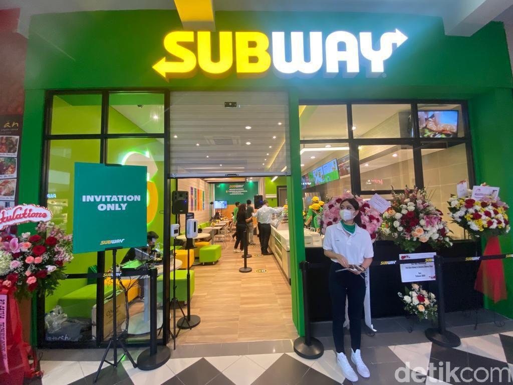 Subway Indonesia Resmi Buka, Ini Sejarah Pendirinya yang Ahli Fisika