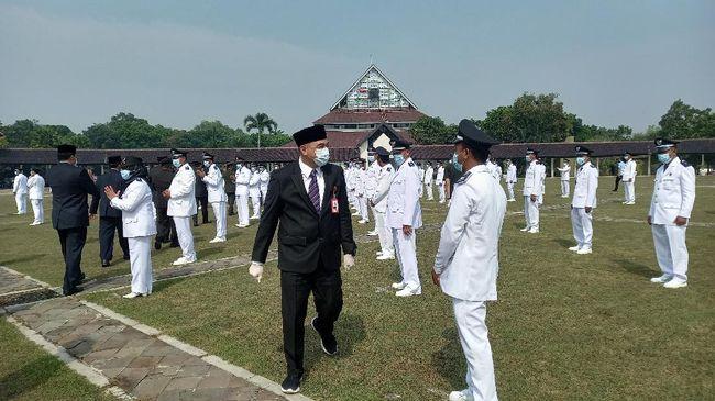 Bupati Tangerang Ikut Minta Maaf atas Aksi Polisi Banting Mahasiswa