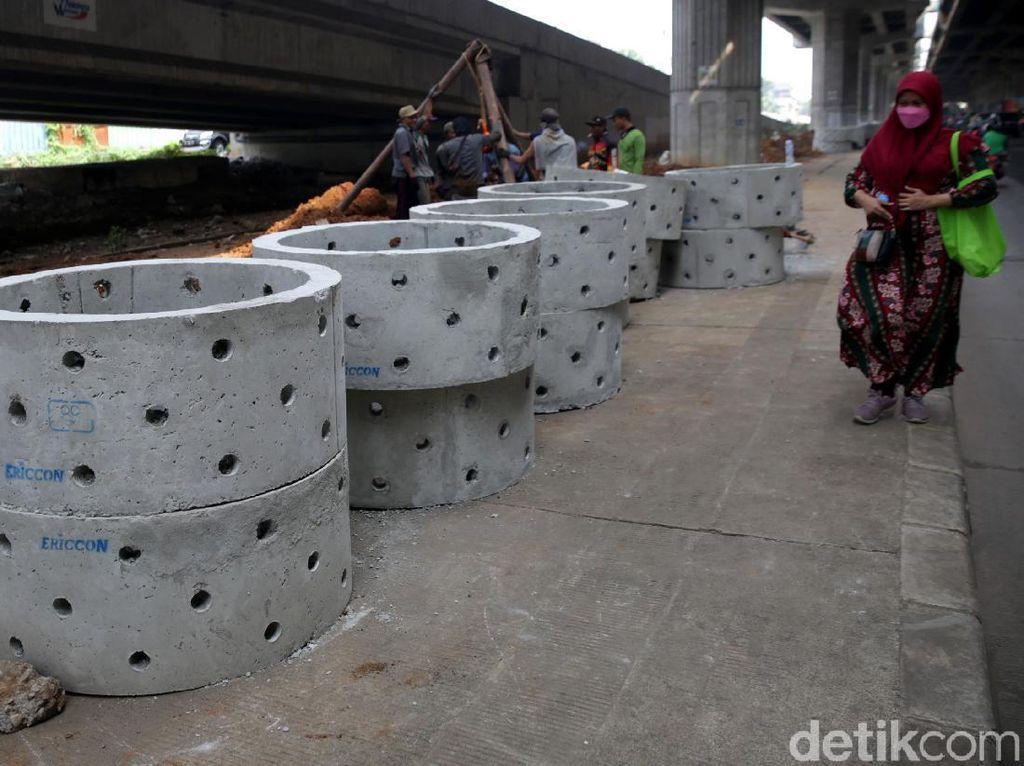 Cegah Genangan Saat Musim Hujan, Jakarta Bangun Ribuan Sumur Resapan