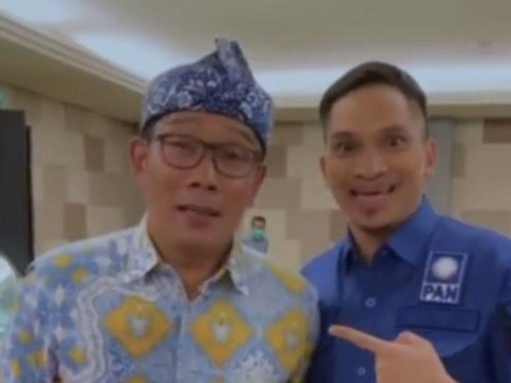 Ridwan Kamil Tawari Kaleng Merah dan Kuning, Mumtaz Rais: Enggak Dua-duanya