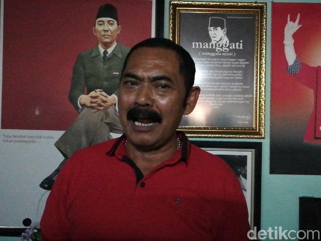 FX Rudy Bela Kader Celeng, Singgung Banteng Celengan