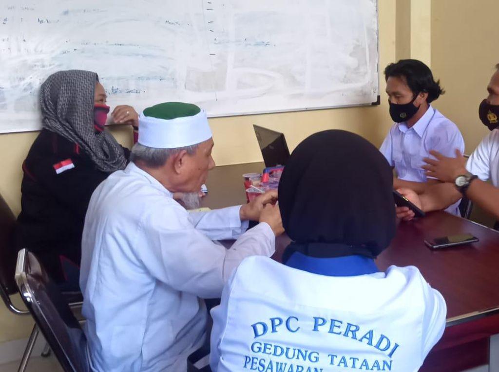 Langgar Prokes, 3 Petinggi Khilafatul Muslimin di Lampung Jadi Tersangka