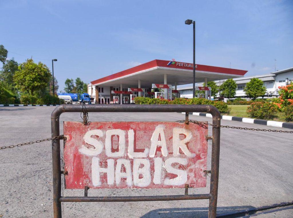 Pasokan Solar Digeber, Begini Pengaturan Distribusinya