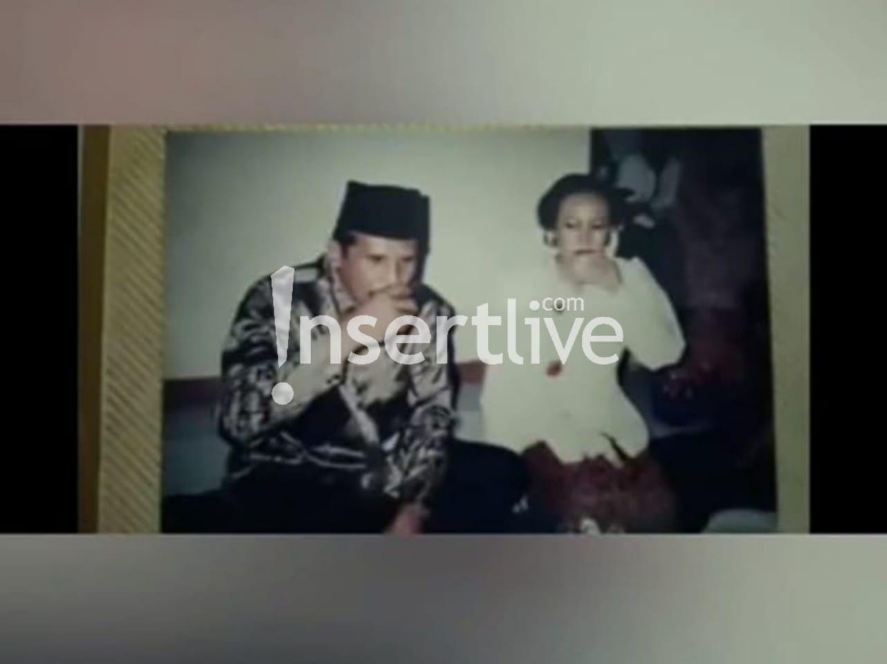 Foto pernikahan piet pagau dengan ibu Bemby