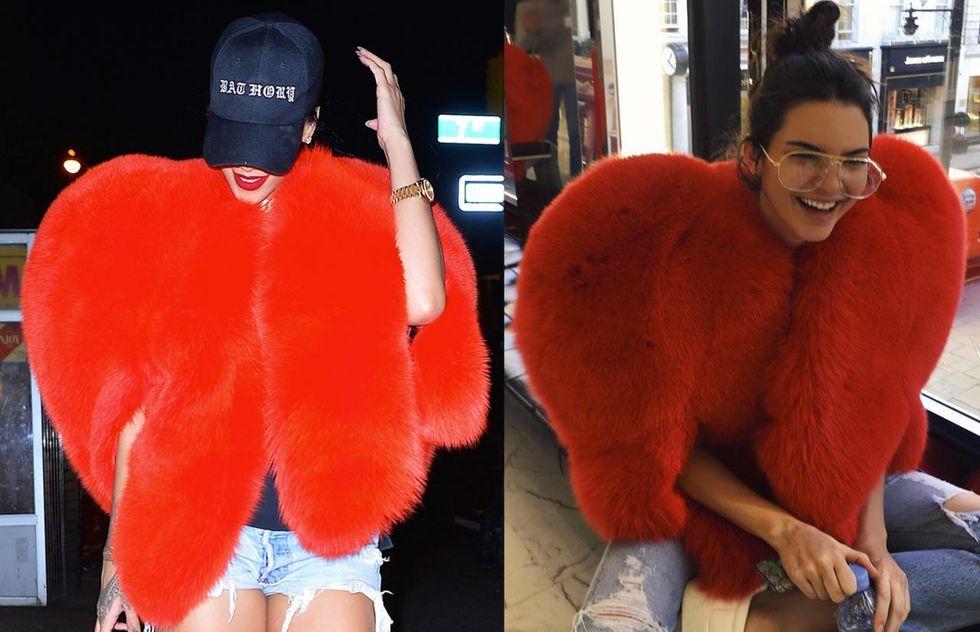 Rihanna dan Kendall Jenner