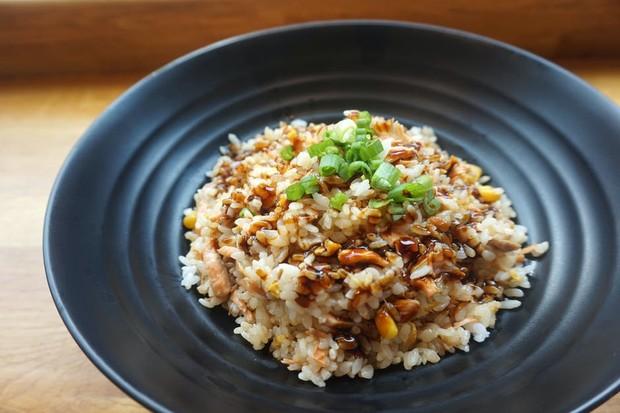 Sarapan dengan nasi, cocok untuk diet gluten/Foto: pexels.com/Tristan Chen