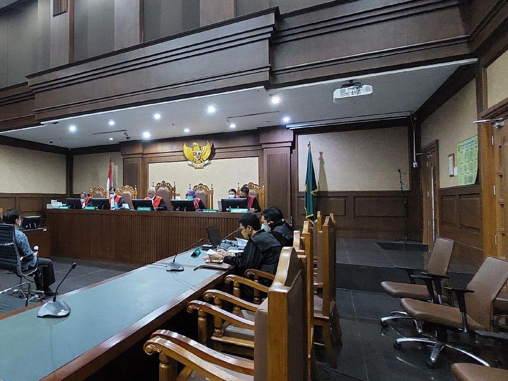 Eks Dirut Sarana Jaya Didakwa Korupsi Rp 152 M di Kasus Lahan Rumah DP Rp 0