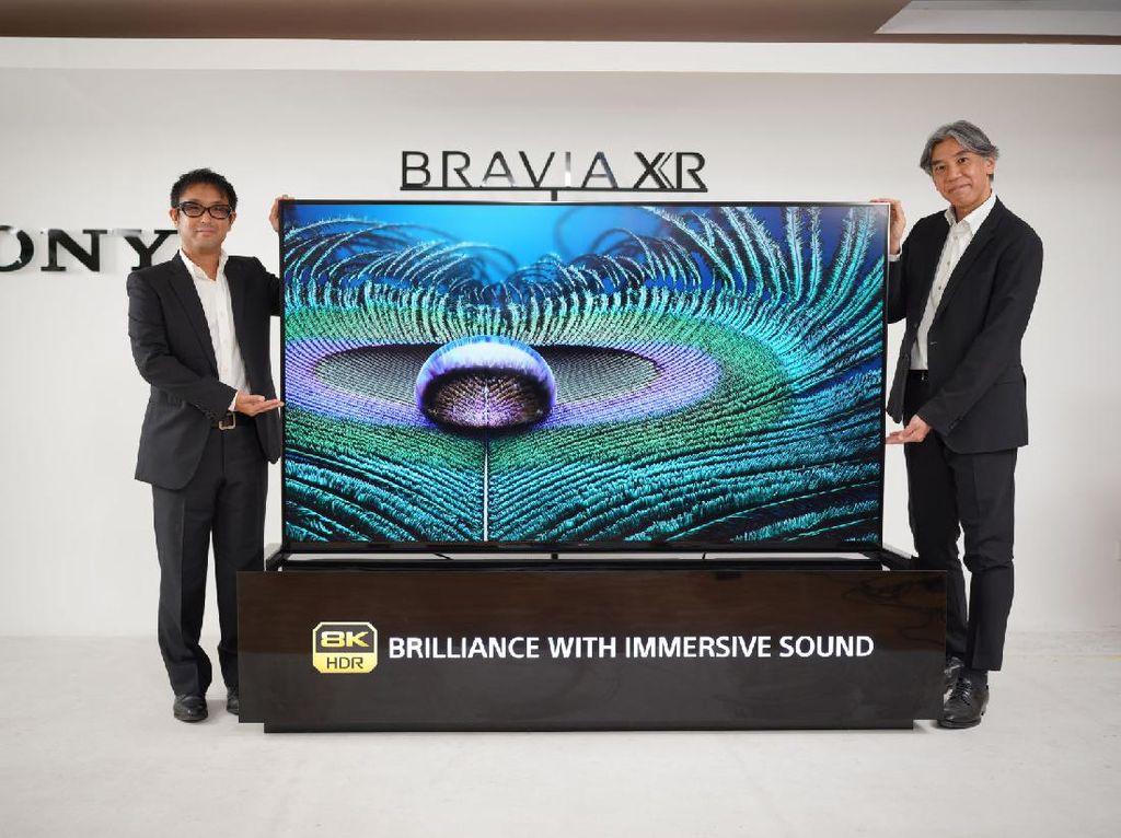 4 TV Sony Bravia XR Hadir di Indonesia, Cocok untuk PS5