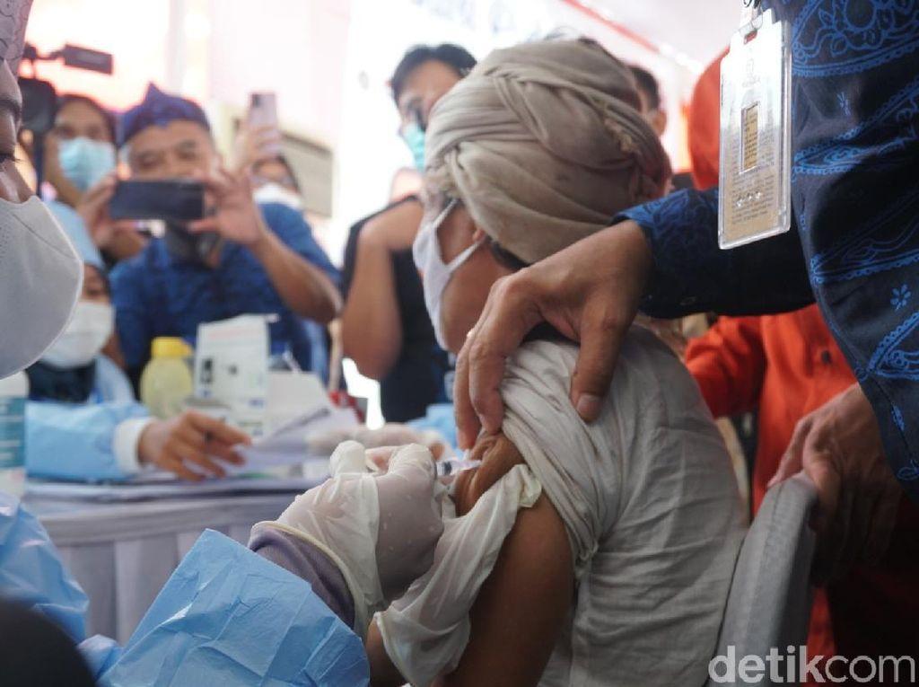 Setahun Pandemi Nyaris Nol Kasus, Apa Rahasia Warga Baduy Tangkal Corona?