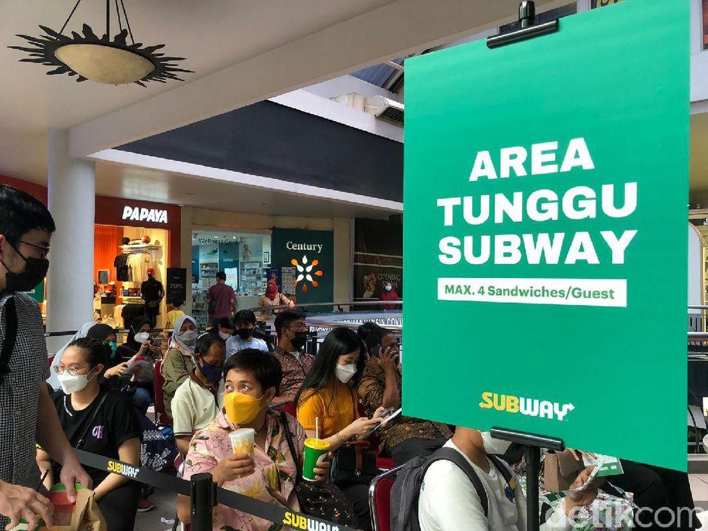 Nggak Nahan Ikut Antre Subway di Citos, Inikah FOMO? Ini Kata Psikolog