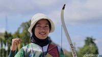 Kulit Sampai Belang, Kisah Inspiratif Atlet Berhijab Raih 3 Emas PON Papua