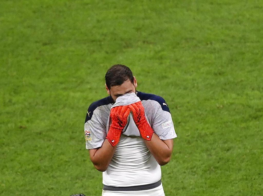Donnaruma Pergi Salah Milan, bukan Pemain