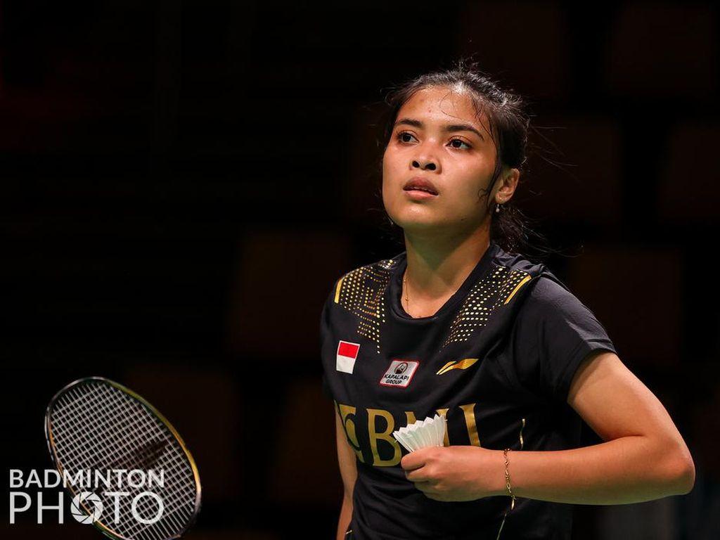 Momen-momen Indonesia Dikandaskan Thailand di Piala Uber