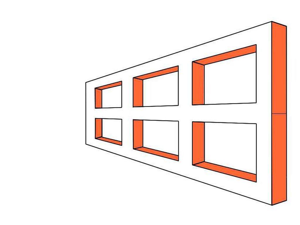 Ilusi Optik dari 1970 yang Masih Mengagumkan Sampai Sekarang
