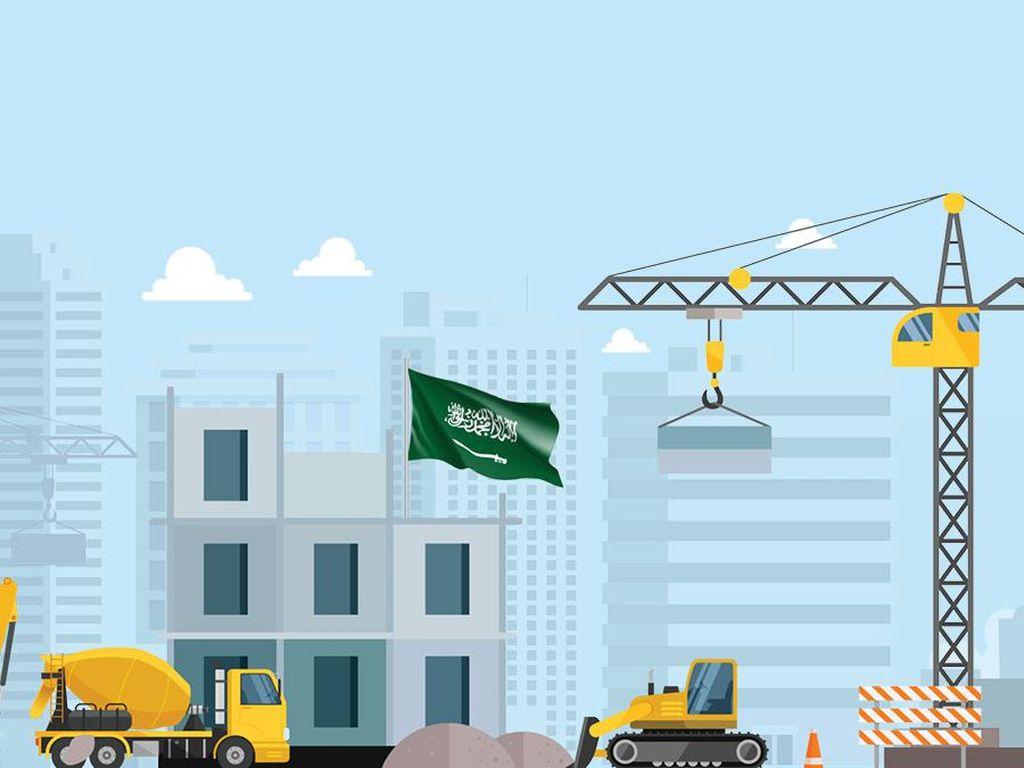 6 Proyek Super Raksasa Negeri Raja Salman