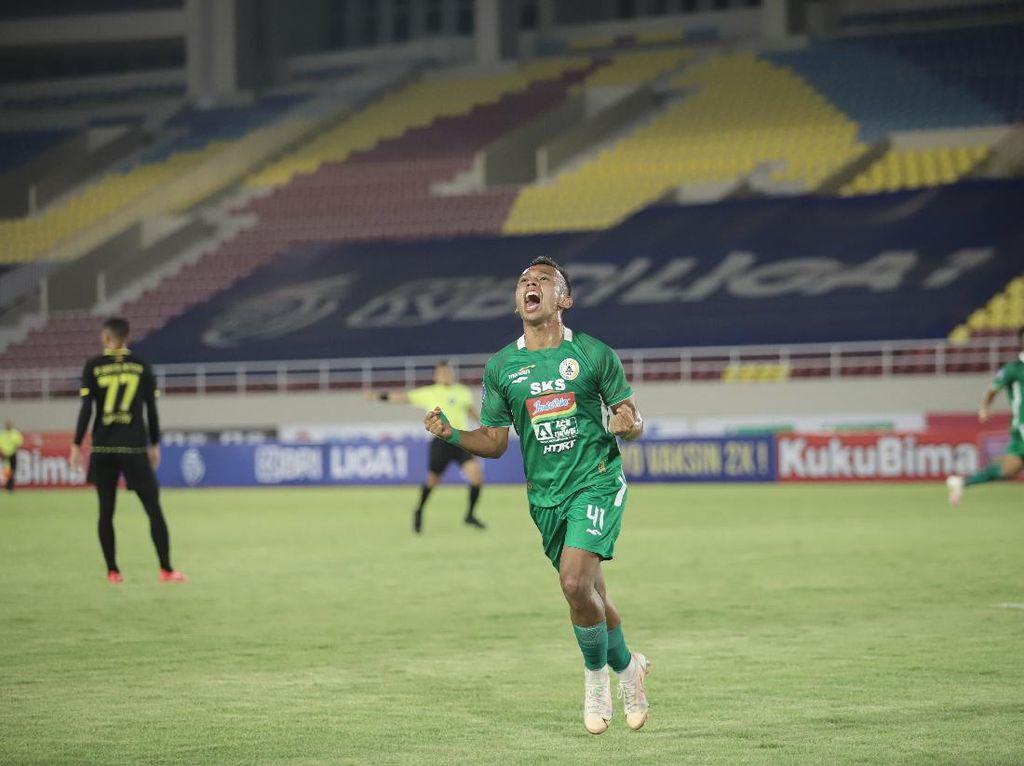 PSS Taklukkan Barito Putera, Pelatih: Momentum Bagus
