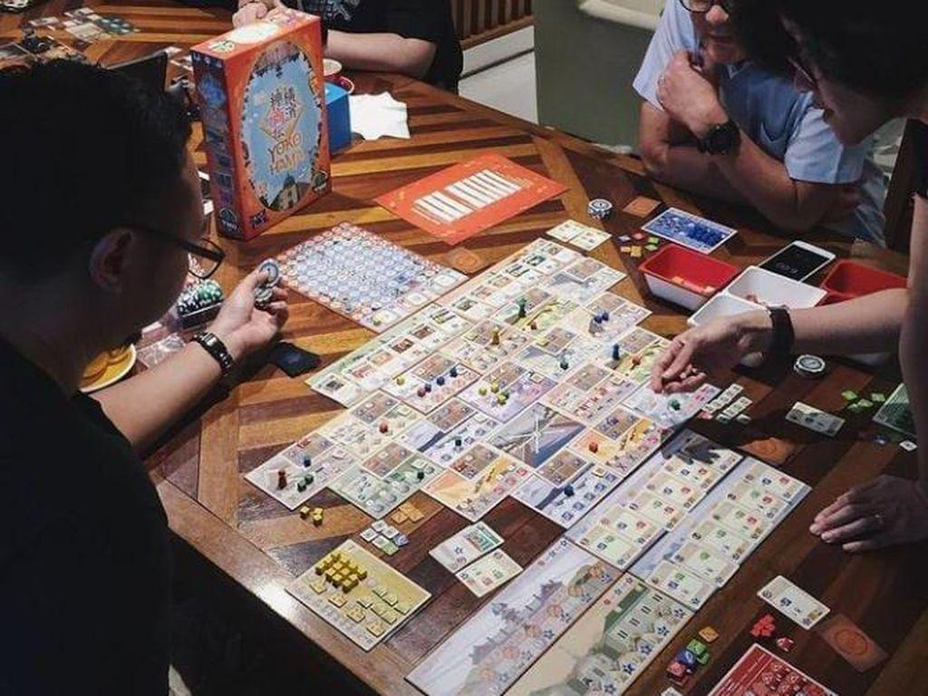 5 Board Game Kafe di Tangsel Ini Cocok Buat Seru-seruan Bareng Teman