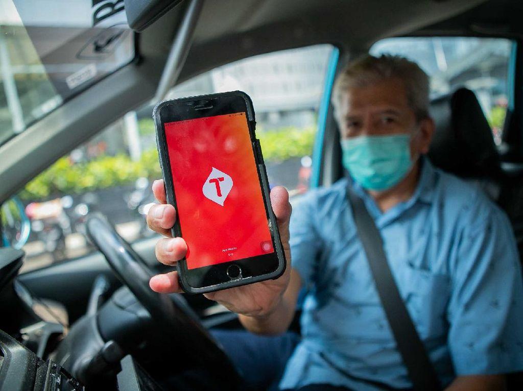 Telkomsel Akselerasi Peningkatan Kepuasan Kerja Pengemudi Bluebird