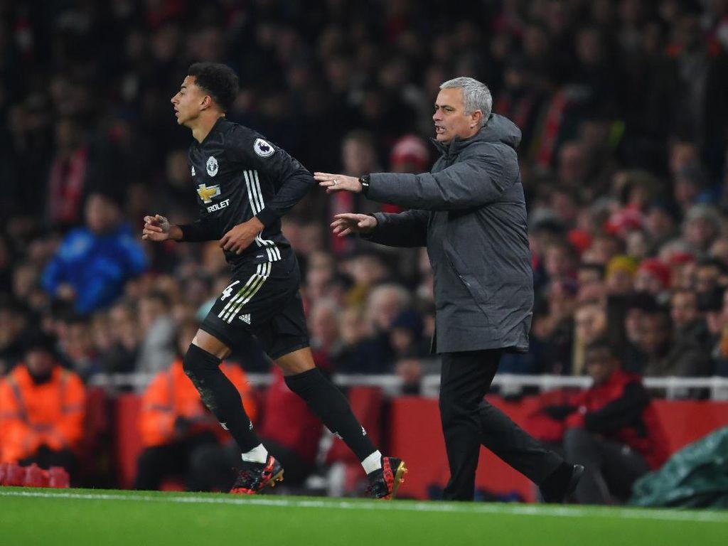 Cerita Lingard Canggung gegara Mourinho karena... Suka Diteleponin!