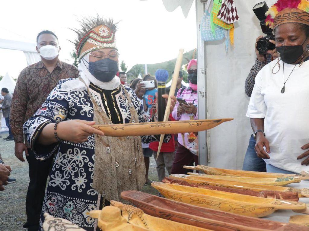 Menaker Harap PON Dorong Kemajuan Papua dan Papua Barat
