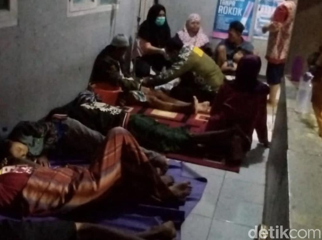 36 Warga Bantargadung Sukabumi Keracunan Hidangan Selamatan