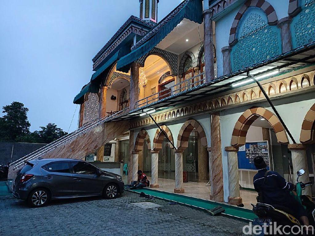 Disorot Media Asing, Segini Besaran Desibel Suara Azan di Masjid Jaksel