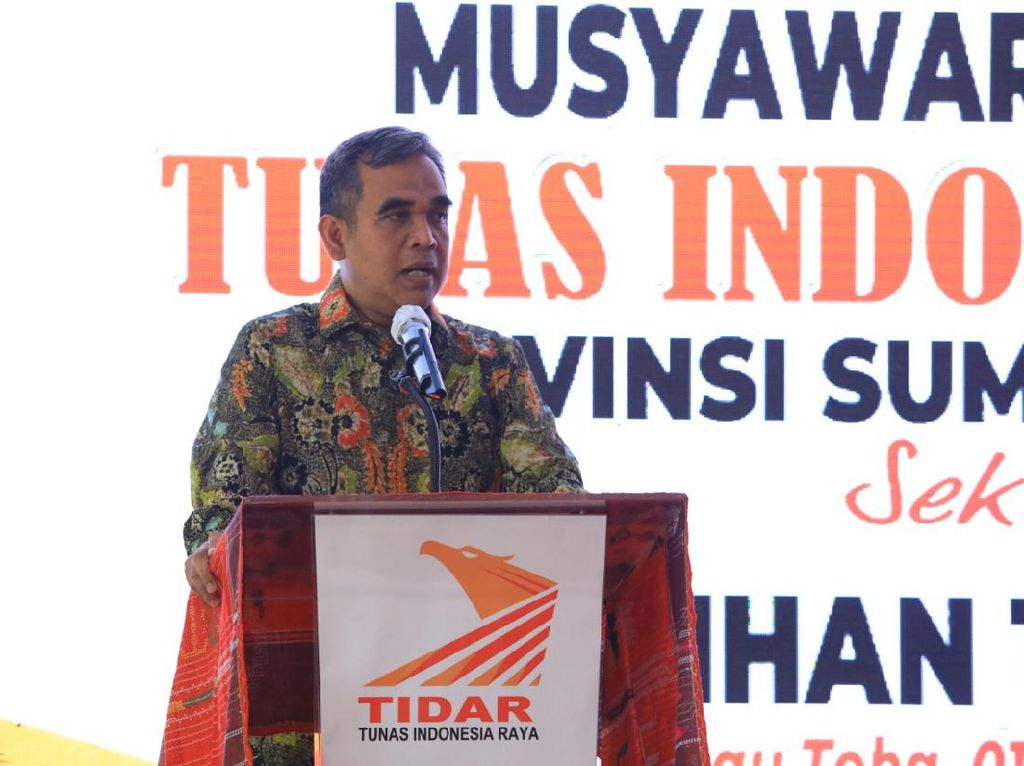 Gerindra Berkomitmen Wujudkan Partai Transparan dan Akuntabel