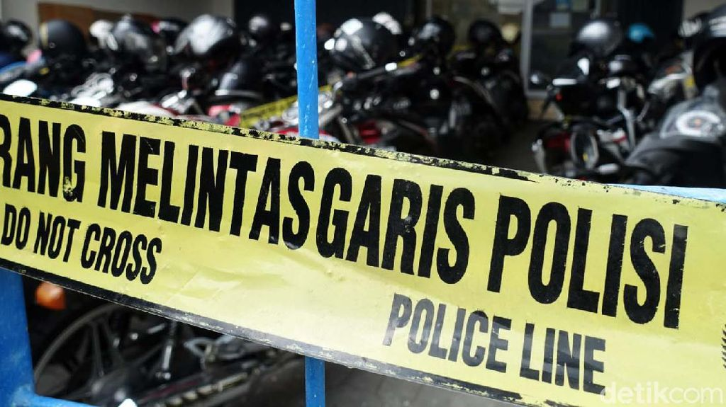 Usai Digerebek, Kantor Pinjol Ilegal di Sleman Dipasangi Garis Polisi