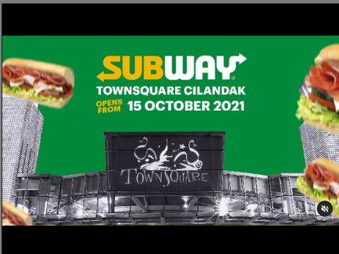 Subway akan buka cabang di Town Square Cilandak