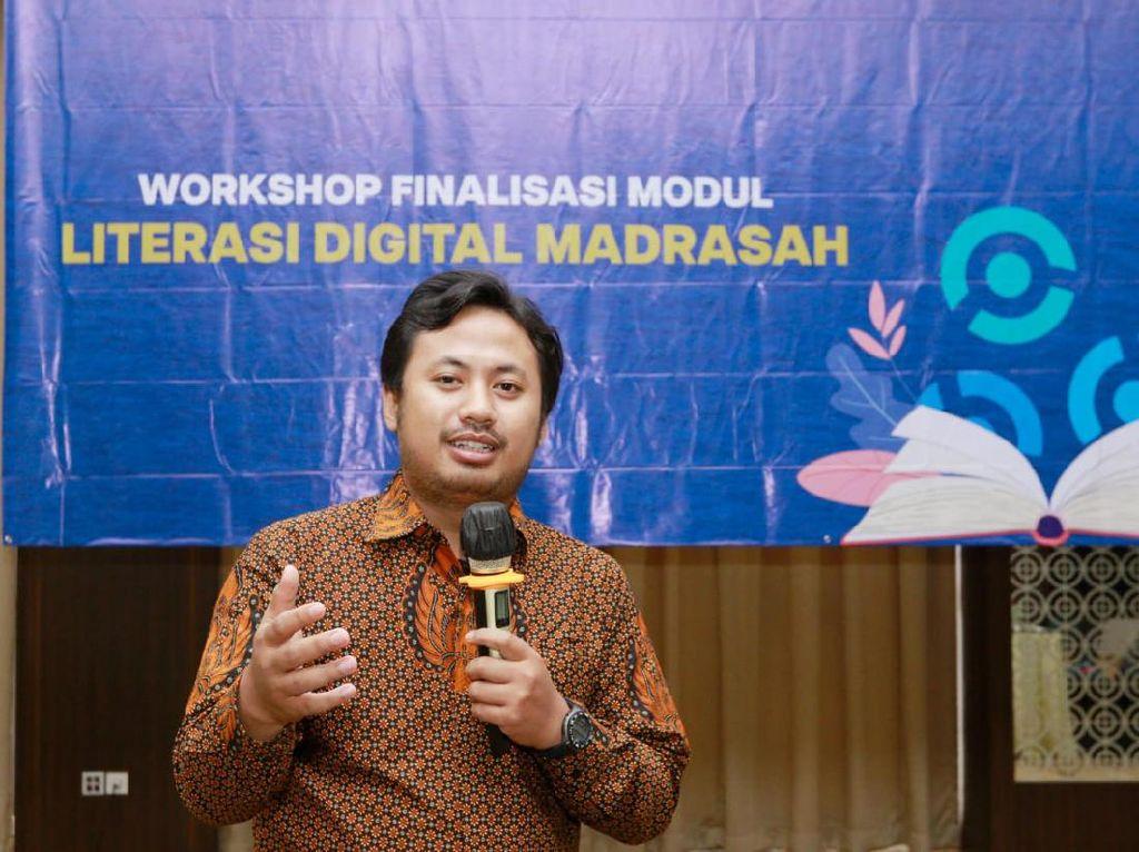 Literasi Digital Madrasah, Upaya Kemenag Tingkatkan Kualitas Guru