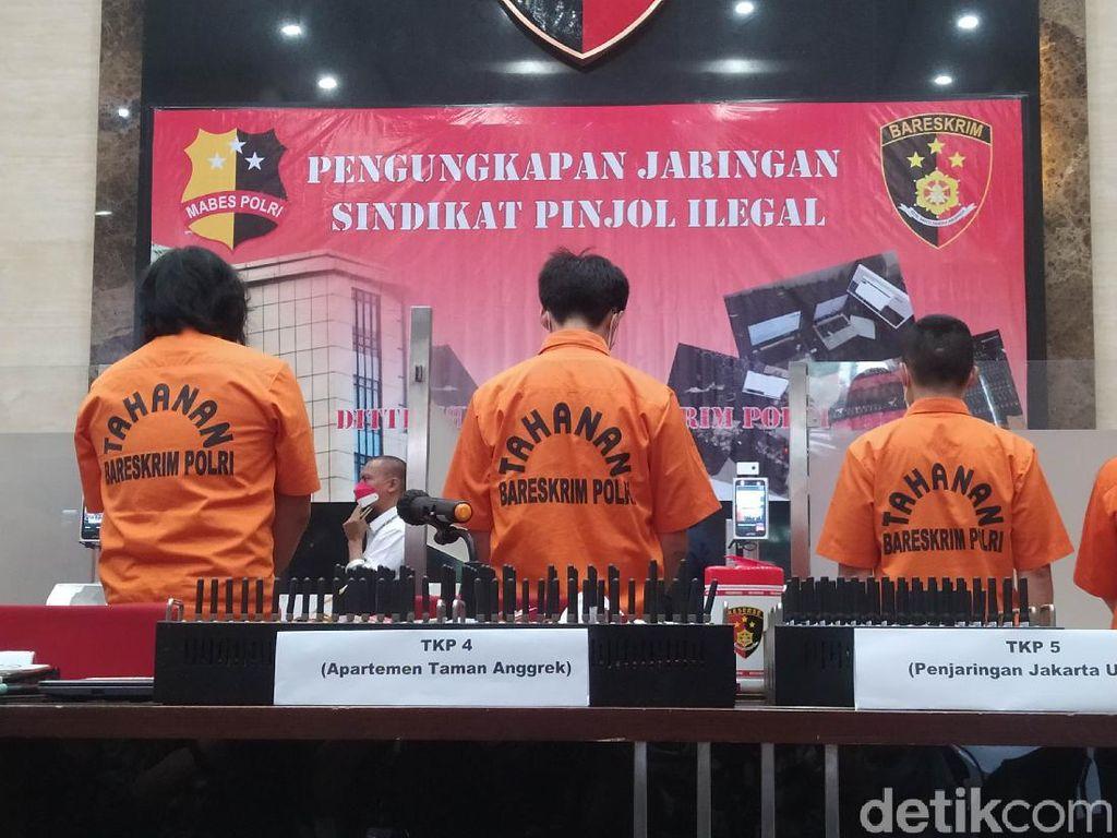 Gaji Karyawan Pinjol Ilegal di Jakarta Capai Rp 20 Juta, WNA Jadi Pendana