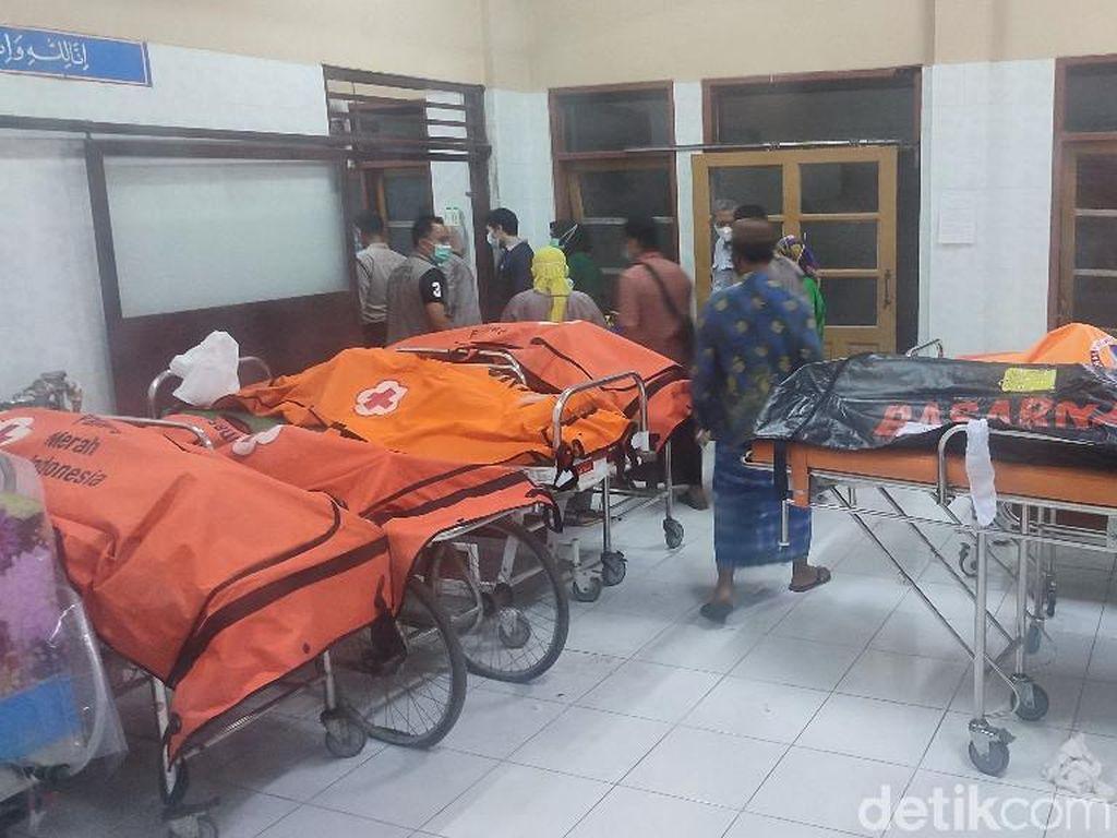 Jabar Banten Hari Ini: 11 Siswa Tewas Tenggelam-Polisi Smackdown Ditahan
