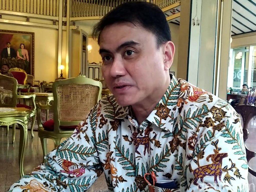 Paundra Singgung Sukarno-Suksesi Mangkunegaran, Ini Kata Cucu Moh Yamin
