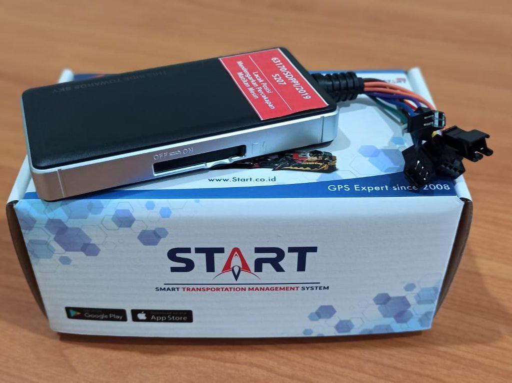 Aplikasi GPS Tracker Buatan Anak Bangsa, Bisa Apa Saja?