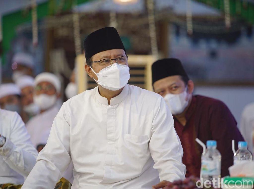 Haul KH Abdul Hamid Pasuruan Dihadiri Puluhan Ribu Orang dan Berjalan Lancar
