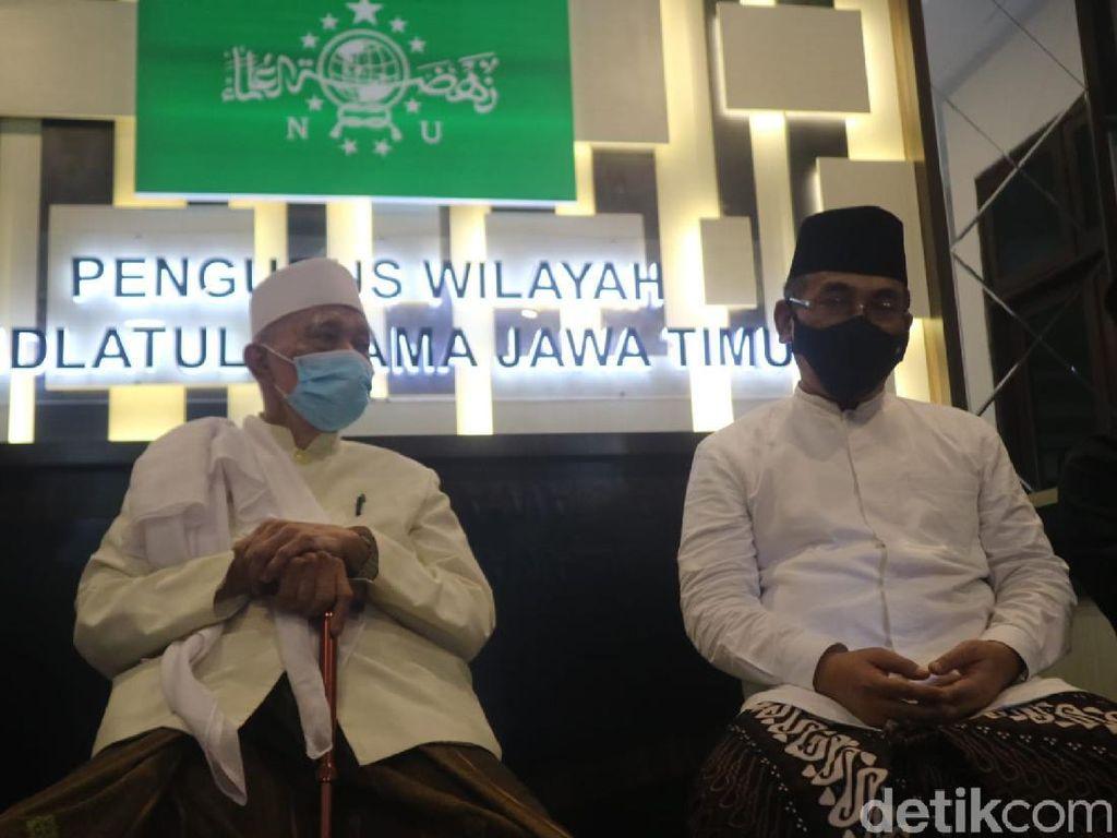Gus Yahya Sebut Dirinya Dapat Dukungan Hampir 80% Pengurus Wilayah NU
