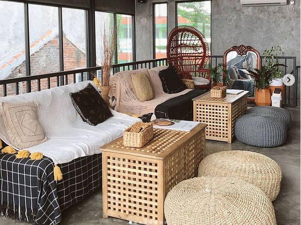 Hangout di Jakarta Timur, 5 Kafe Outdoor Instagramable Ini Bisa Jadi Pilihan