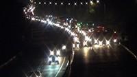 Evakuasi Kecelakaan Selesai, Lalin Tol Cipularang ke Jakarta Normal Lagi