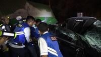 Evakuasi Alot Kecelakaan Maut di Tol Cipularang
