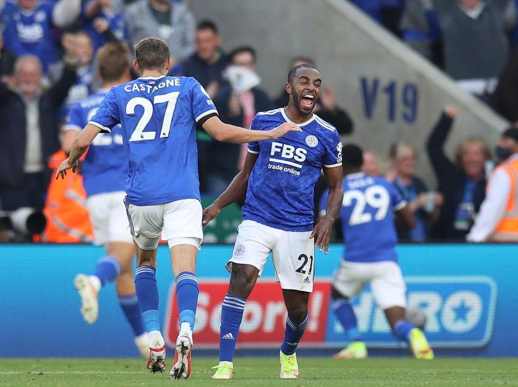 Leicester Vs Man Utd: Si Rubah Terkam Setan Merah 4-2
