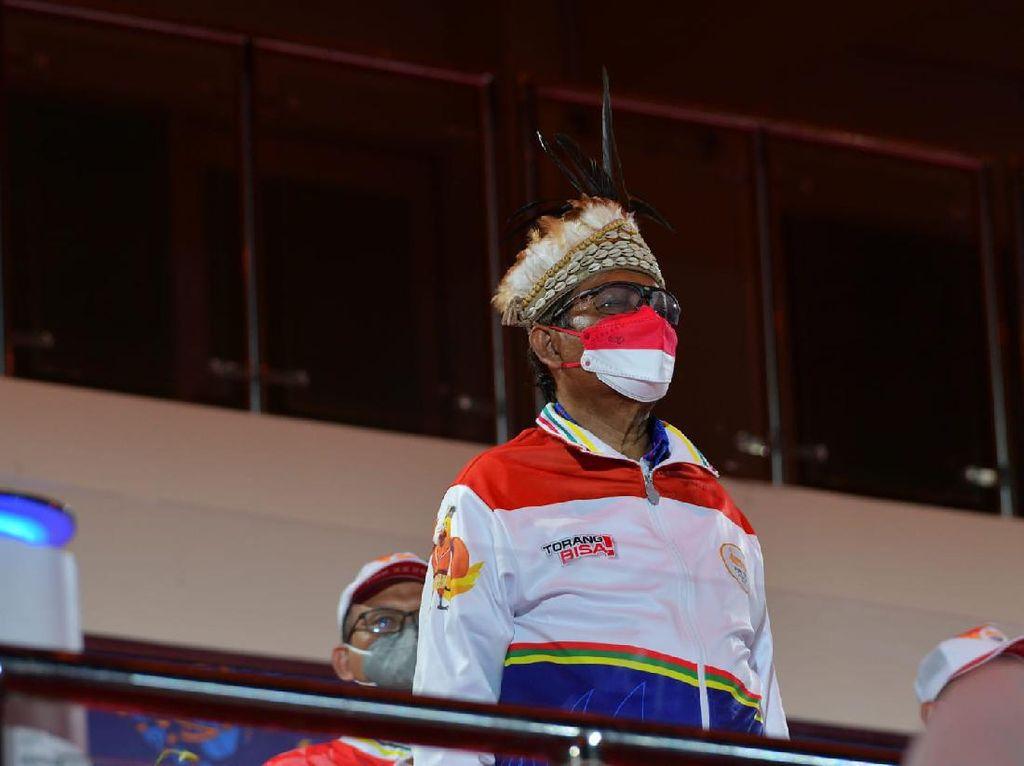 Mahfud Md: Kesuksesan PON XX Bukti Rakyat dan Pemda Papua Dukung NKRI